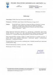 Polskie Pracownie Konserwacji Zabytków - srebra i platery z kolekcji Muzeum Warszawy