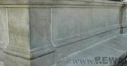 Konserwacja gloriety - piaskowiec, XIX wiek [etapy prac przy konserwacji i restauracji zwieńczenia gloriety]