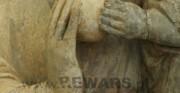 Madonna z Dzieciątkiem - 2 poł XIV wieku [obiekt w trakcie oczyszczania]