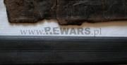 pochwa miecza  - średniowiecze; ze zbiorów Muzeum Historycznego Miasta Gdańska [u góry oryginał, poniżej kopia]