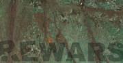 miedziana ozdoba ze wsi Hrebenne - kultura strzyżowska; dla PRIMA PORTA Antiquities [u góry stan przed konserwacją i restauracją; u dołu stan po konserwacji i restauracji]