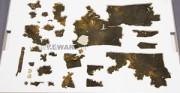 Opakowanie ochronne - tkaniny archeologiczne